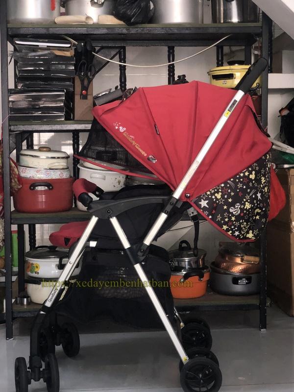 Những dòng xe đẩy em bé gầm cao nên mua 9