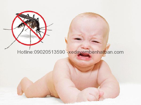 Xuất hiện trở lại bệnh sốt rét ở trẻ, mẹ cần cẩn trọng 76
