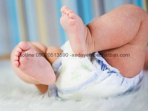 Trẻ 2 tháng tuổi đi ngoài mấy lần một ngày là bất thường? 54