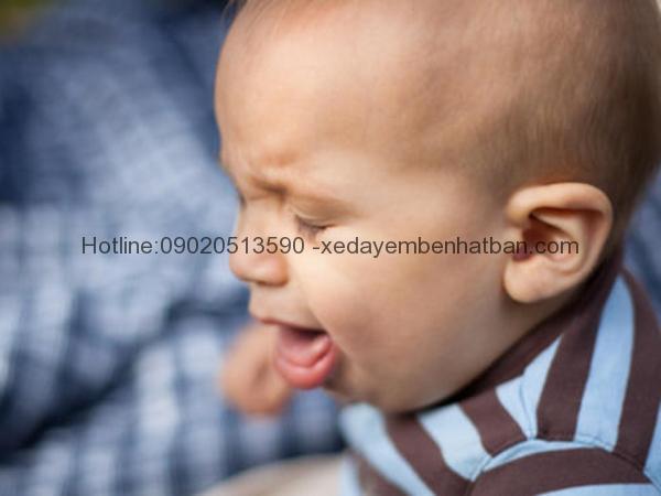 Cẩn trọng khi trẻ sơ sinh bị khò khè ở cổ họng 55