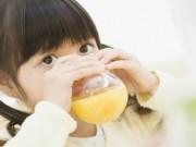 Trẻ bị sốt virus nên ăn gì để hạ sốt siêu tốc?