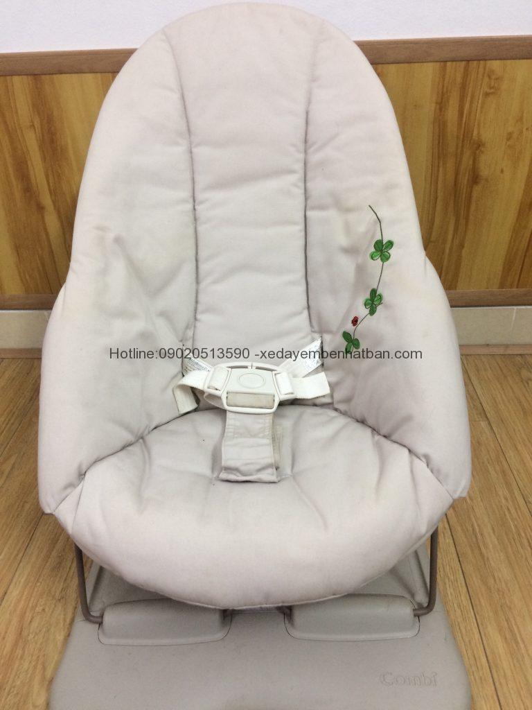 Ghế rung ghế nhúng Combi thanh lý 9