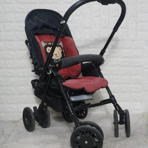 Xe đẩy em bé Nhật Aprica đã qua sử dụng