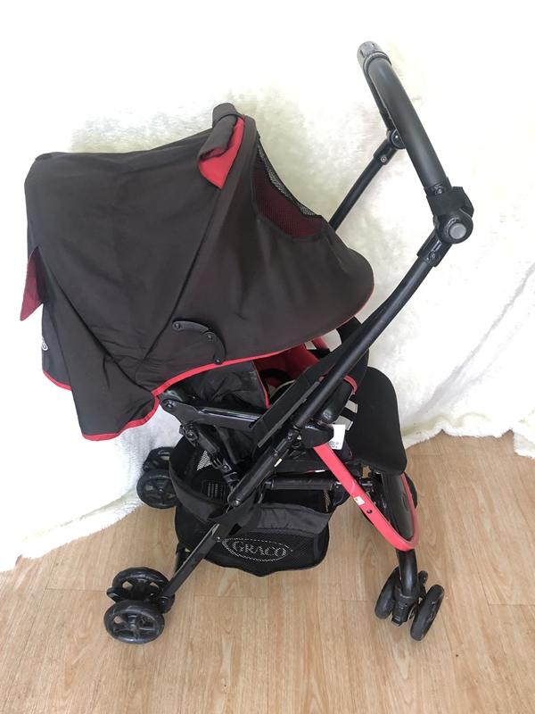 Xe đẩy em bé Graco Citilite thanh lý 3