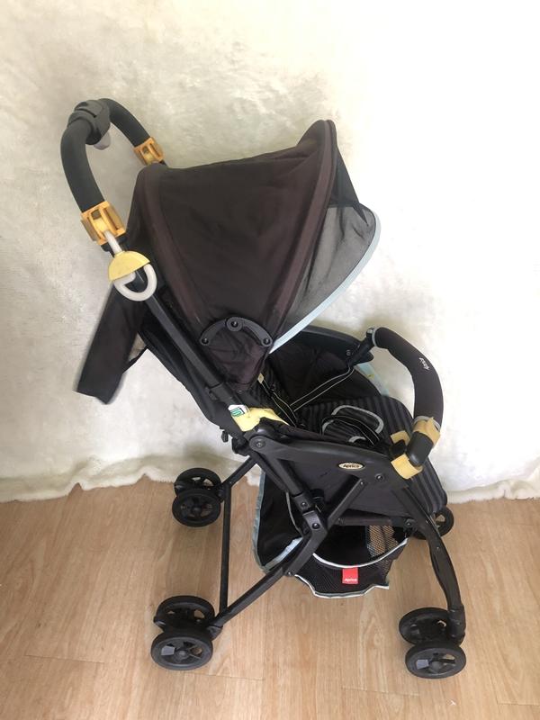 Tổng hợp những mẫu xe đẩy em bé du lịch nhẹ 1