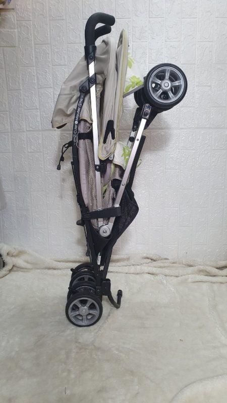 Xe đẩy du lịch Combi thanh lý dành cho bé nặng 25kg 3