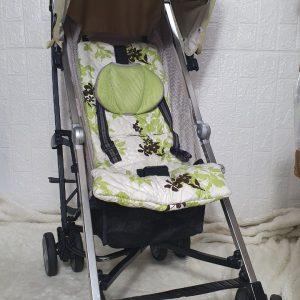 Xe đẩy du lịch Combi thanh lý dành cho bé nặng 25kg