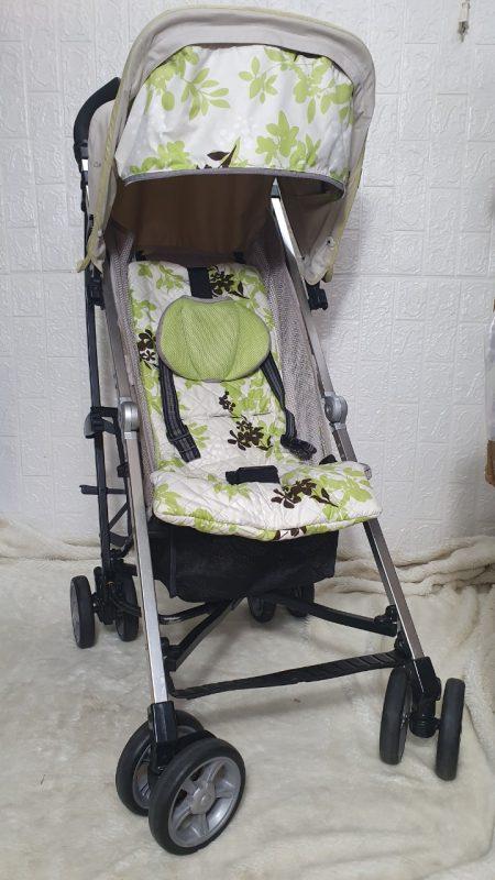 Xe đẩy du lịch Combi thanh lý dành cho bé nặng 25kg 5