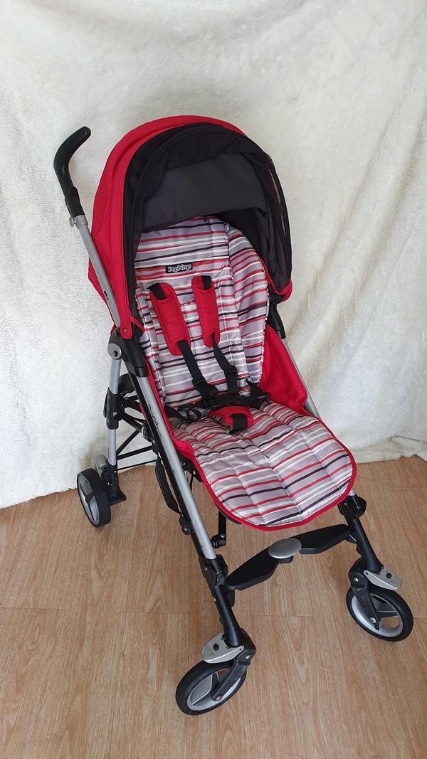 Xe đẩy trẻ em du lịch ý Per pérego thanh lý 6