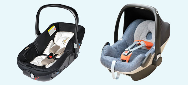 ghế ngồi oto cho bé qua sử dụng