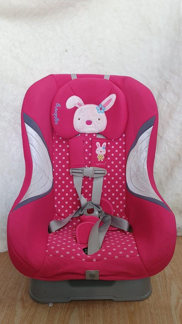 Ghế ngồi oto cho bé Agabang 1