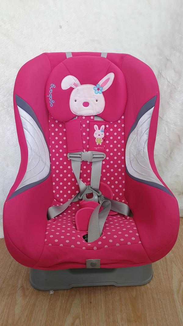 Ghế ngồi oto cho bé Agabang 2