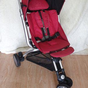 Xe đẩy du lịch gấp gọn cho bé 25kg