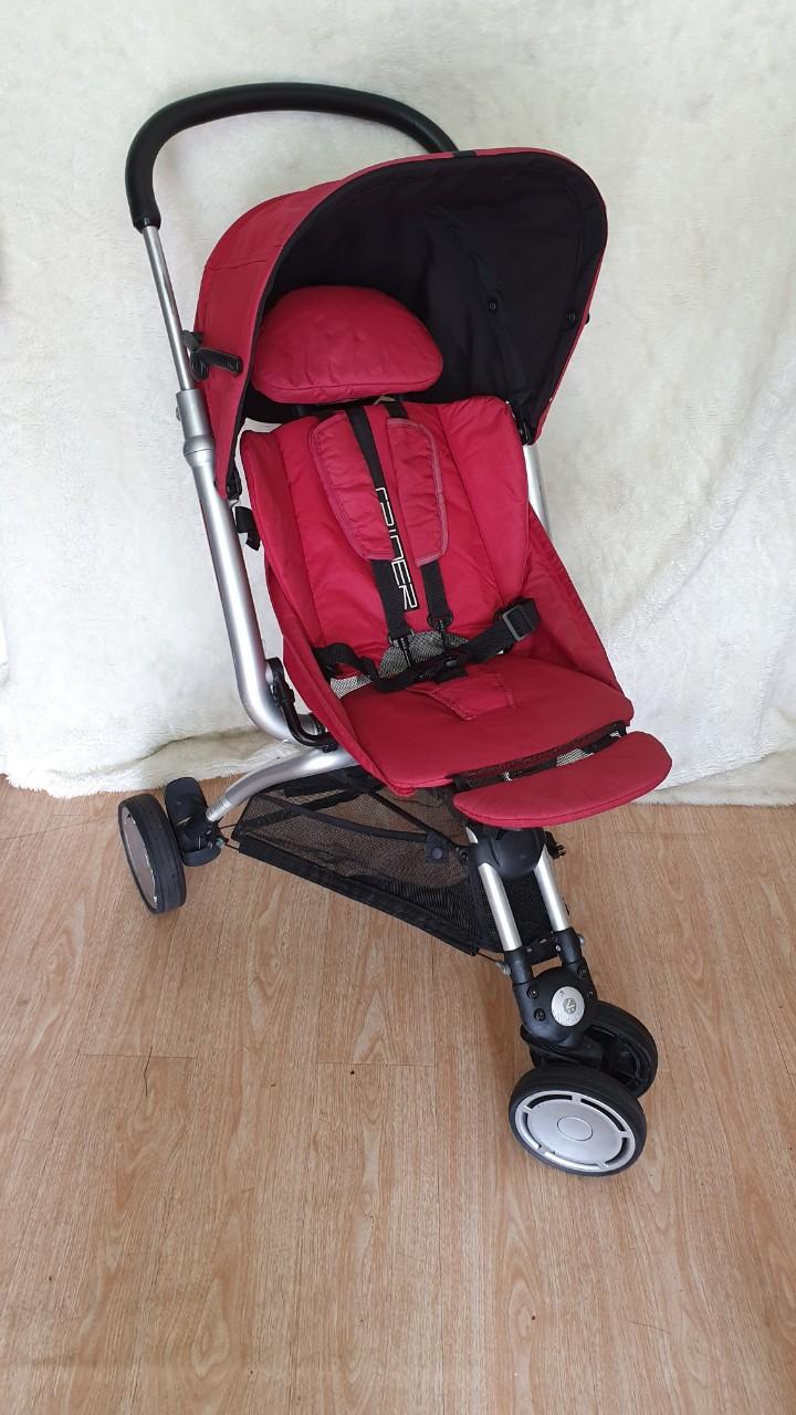 Xe đẩy du lịch gấp gọn cho bé 25kg 2
