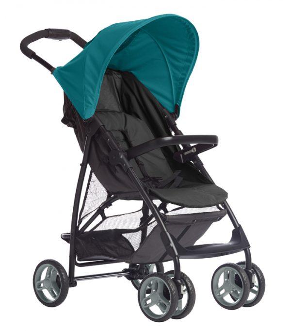 Xe đẩy trẻ em Graco LiteRider DLX Blue (từ 0 đến 3 tuổi) 1