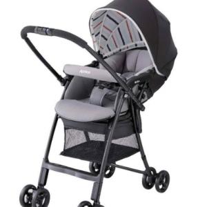 Xe đẩy trẻ em Aprica Karoon Air màu đen