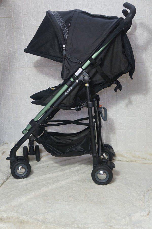 Xe đẩy du lịch Aprica Stick Plus M12 thanh lý 1