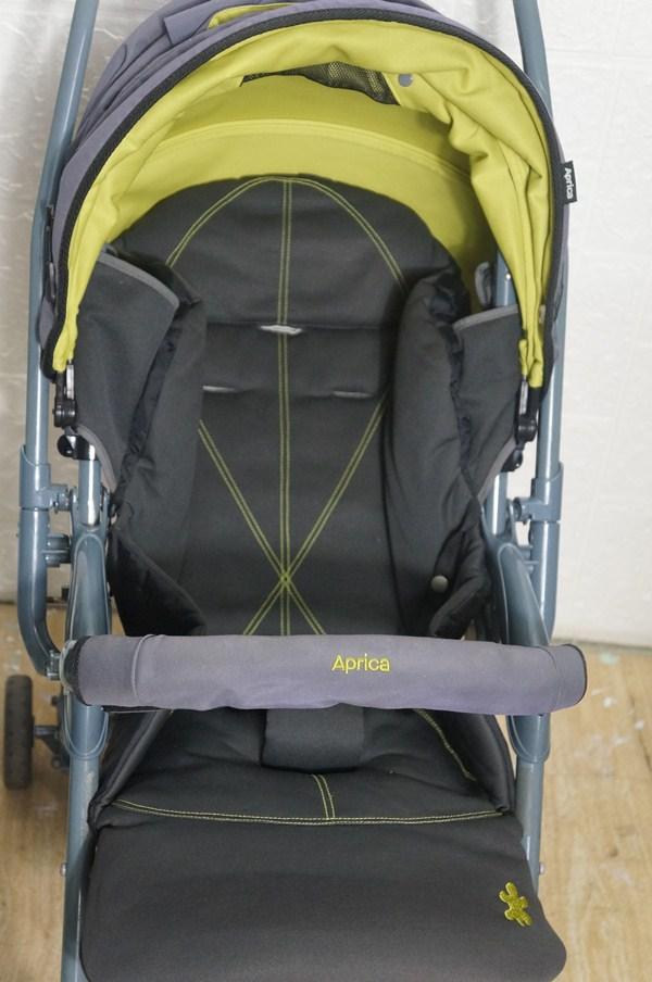 Thanh lý xe đẩy Aprica 2 chiều nhẹ 5
