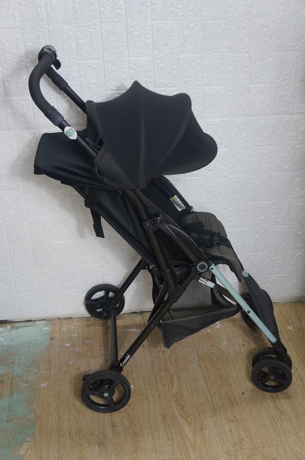Xe đẩy em bé Combi F2 thanh lý 4