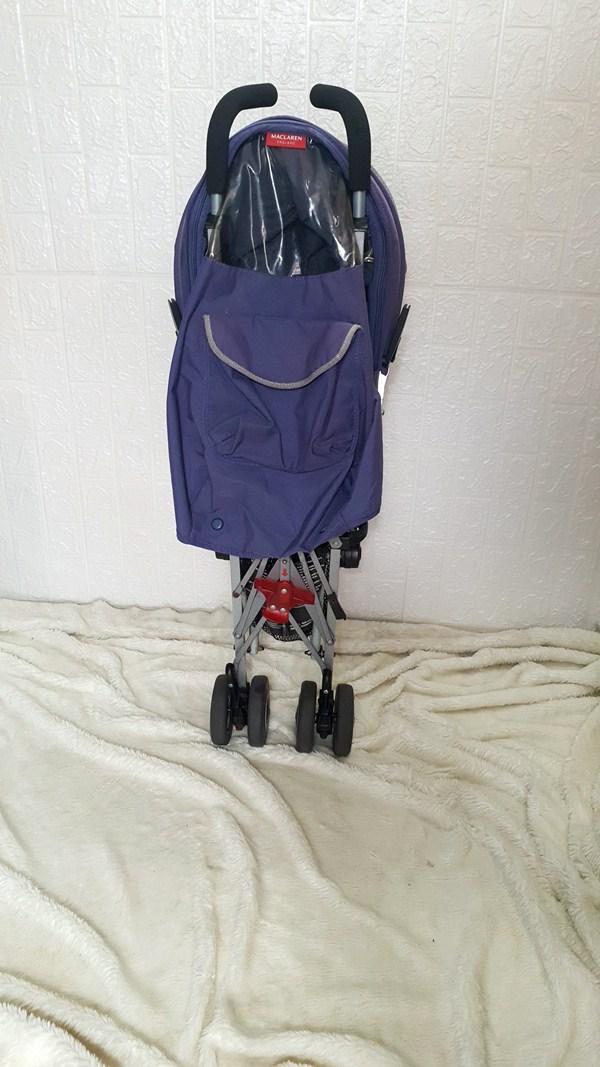 Xe đẩy em bé du lịch Maclaren qua sử dụng 5