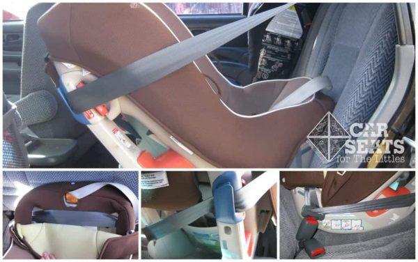 Review và hướng dẫn ghế ngồi ô tô Combi Coccoro 3