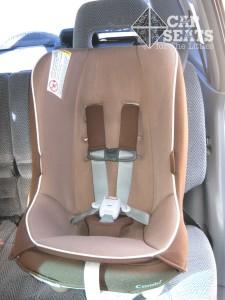 Review và hướng dẫn ghế ngồi ô tô Combi Coccoro 5
