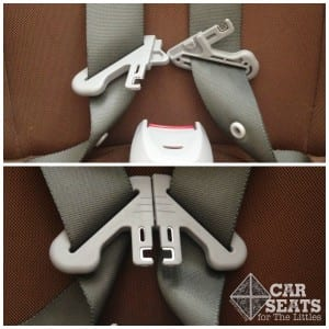Review và hướng dẫn ghế ngồi ô tô Combi Coccoro 7
