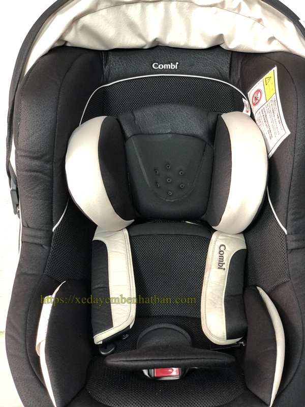 Ghế ngồi ô tô Combi Luxtia Turn 360 thanh lý 7