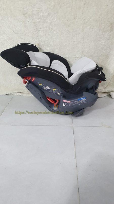 Ghế ngồi oto cho bé Ailebebe Nhật Bản thanh lý 6
