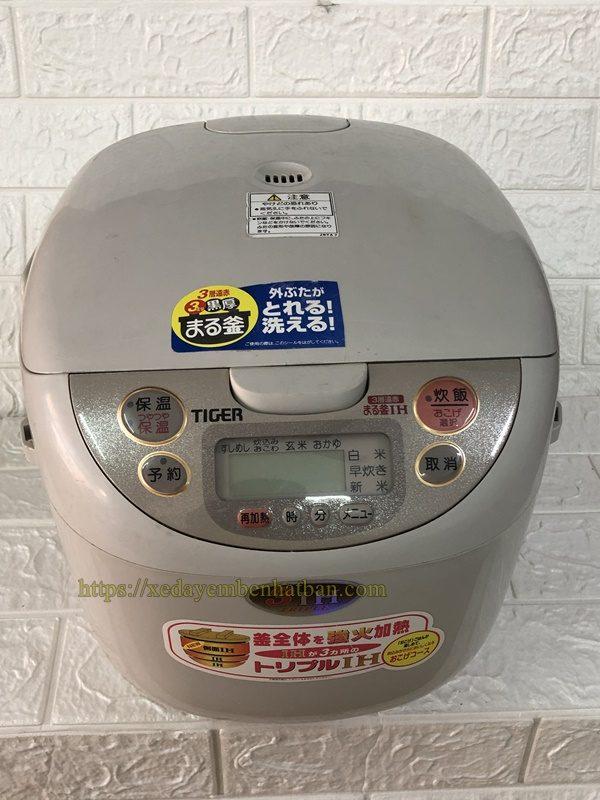 Nồi cơm điện cao tần nội địa Nhật Tiger 1li8 1
