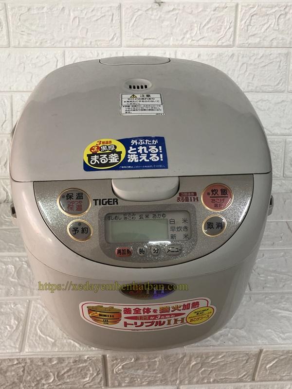 Nồi cơm điện cao tần nội địa Nhật Tiger 1li8 4