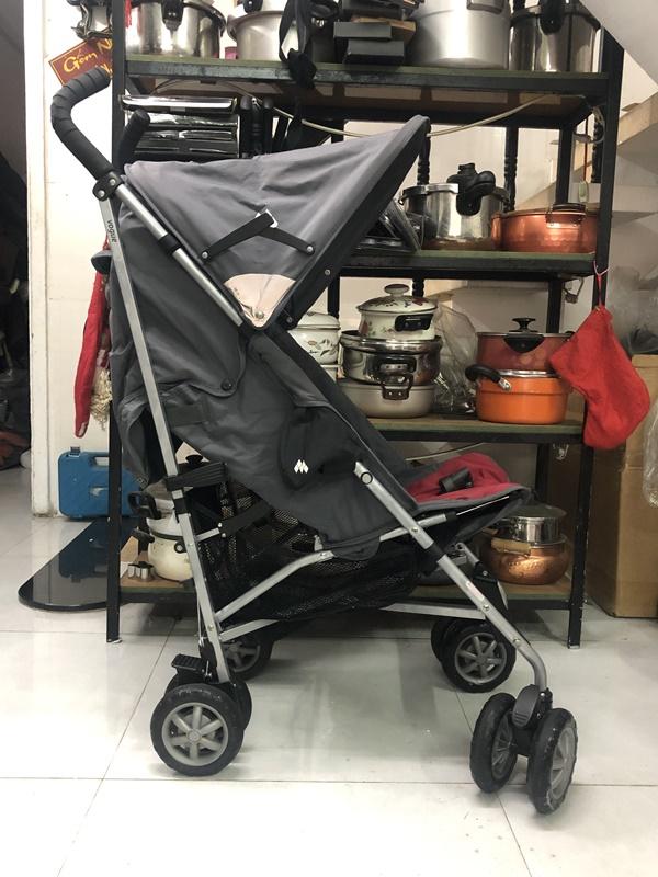 Xe đẩy du lịch Maclaren cho bé nặng cân 3