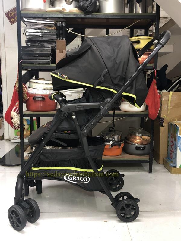Xe đẩy trẻ em siêu nhẹ Graco Citlite thanh lý 4