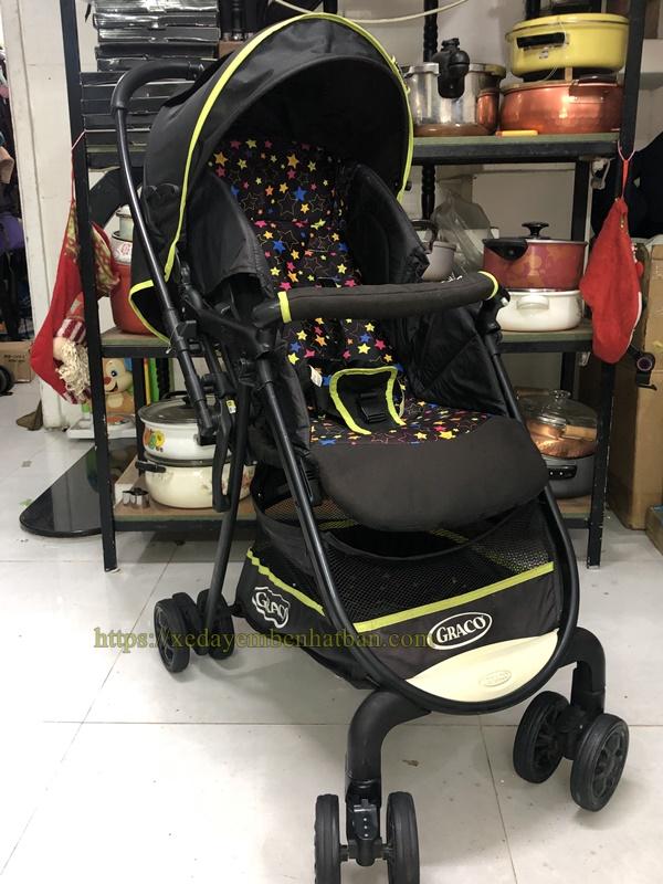 Xe đẩy trẻ em siêu nhẹ Graco Citlite thanh lý 5