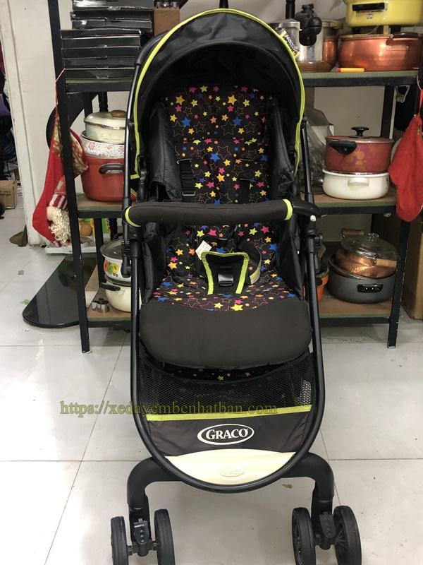 Xe đẩy trẻ em siêu nhẹ Graco Citlite thanh lý 2