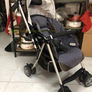 Xe đẩy Combi Granpaseo LY600 thanh lý
