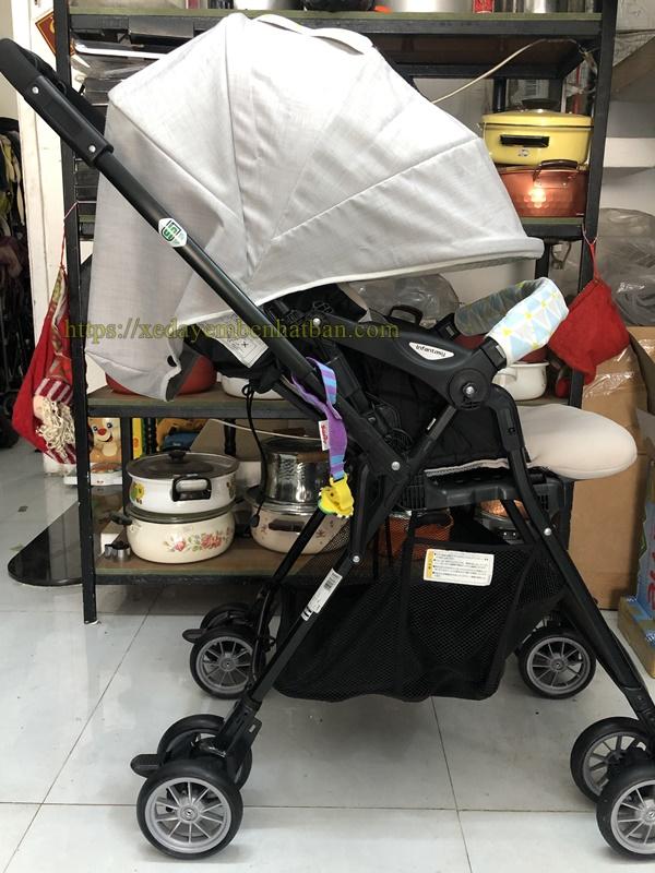 Những dòng xe đẩy em bé gầm cao nên mua 2