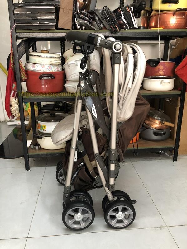 Xe đẩy Combi Granpaseo LX720 thanh lý 4