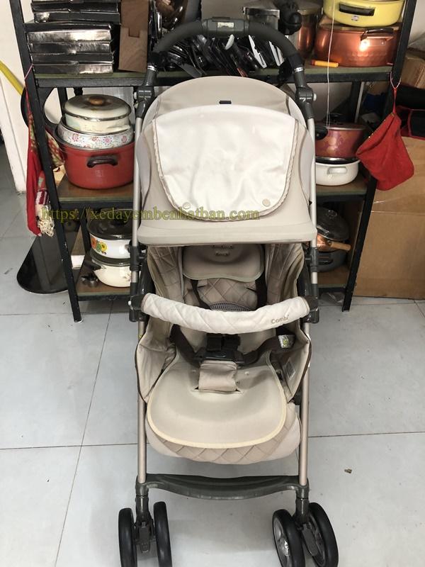 Xe đẩy Combi Granpaseo LX720 thanh lý 5