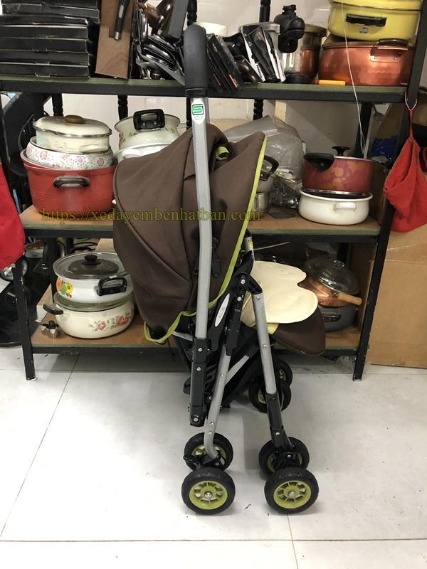 Xe đẩy Aprica Wb 500 thanh lý 5