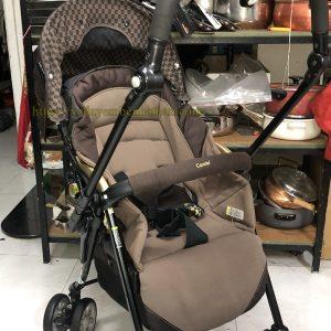 Xe đẩy trẻ em Combi Diaclass auto thanh lý