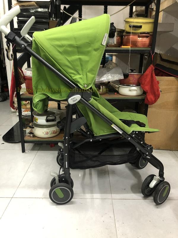 Xe đẩy trẻ em du lịch ý Per pérego thanh lý 2