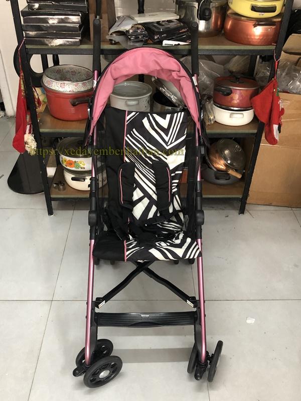 Xe đẩy du lịch Nhật Good Baby thanh lý mới 90% 4