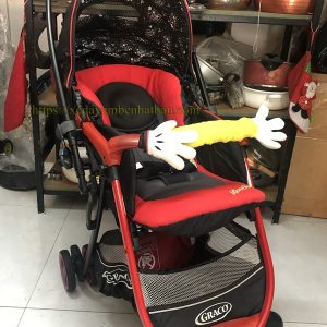 Xe đẩy seconhand Graco Citi Age