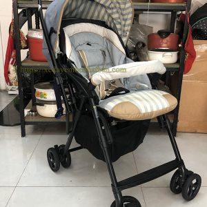 Xe đẩy em bé Combi Mechalcal Handy thanh lý