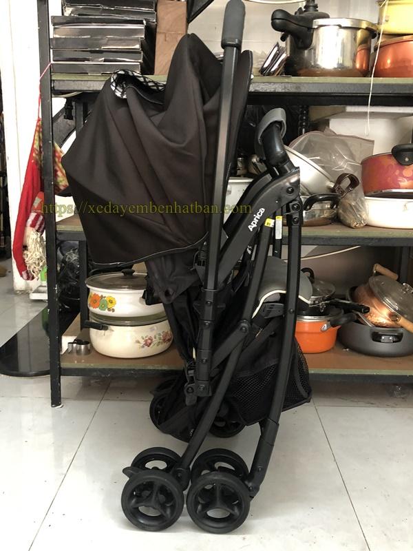 Xe đẩy em bé thanh lý Aprica Karon Air thanh lý 7