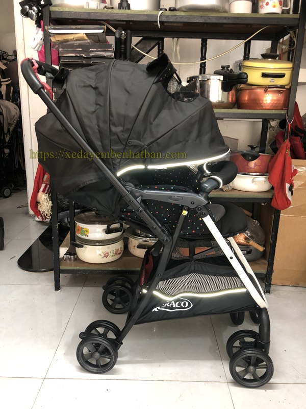 Xe đẩy seconhand Graco Citi Age 3