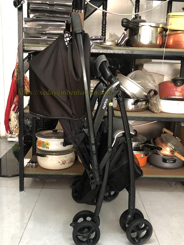 Xe đẩy em bé thanh lý Aprica Karon Air thanh lý 6