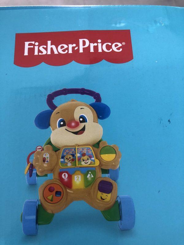 Xe tập đi Frisher Price chú chó ngộ nghĩnh 3