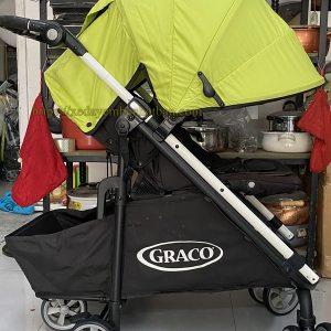 Thanh lý xe đẩy em bé Graco củi du lịch